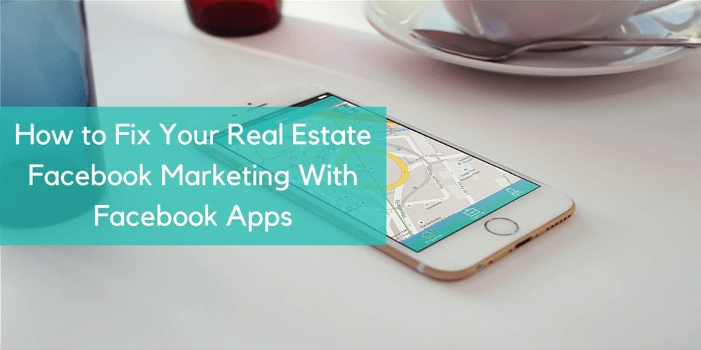 real estate facebook marketing