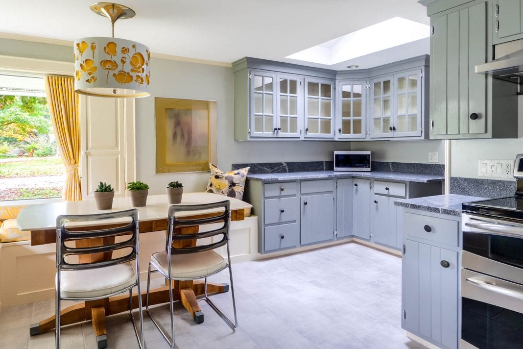 kitchen as place that gathers family