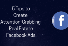 5 tips to create attention-grabbing facebook ads for real estate