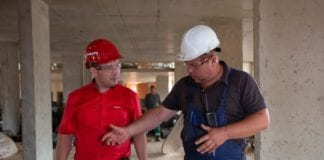 consultant for construction project